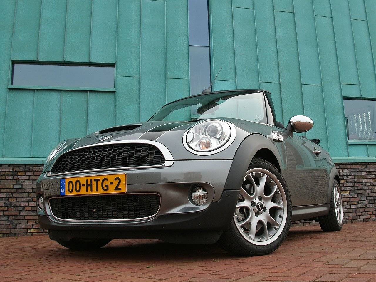 Test Mini Cabrio Autotests Autowereld Com