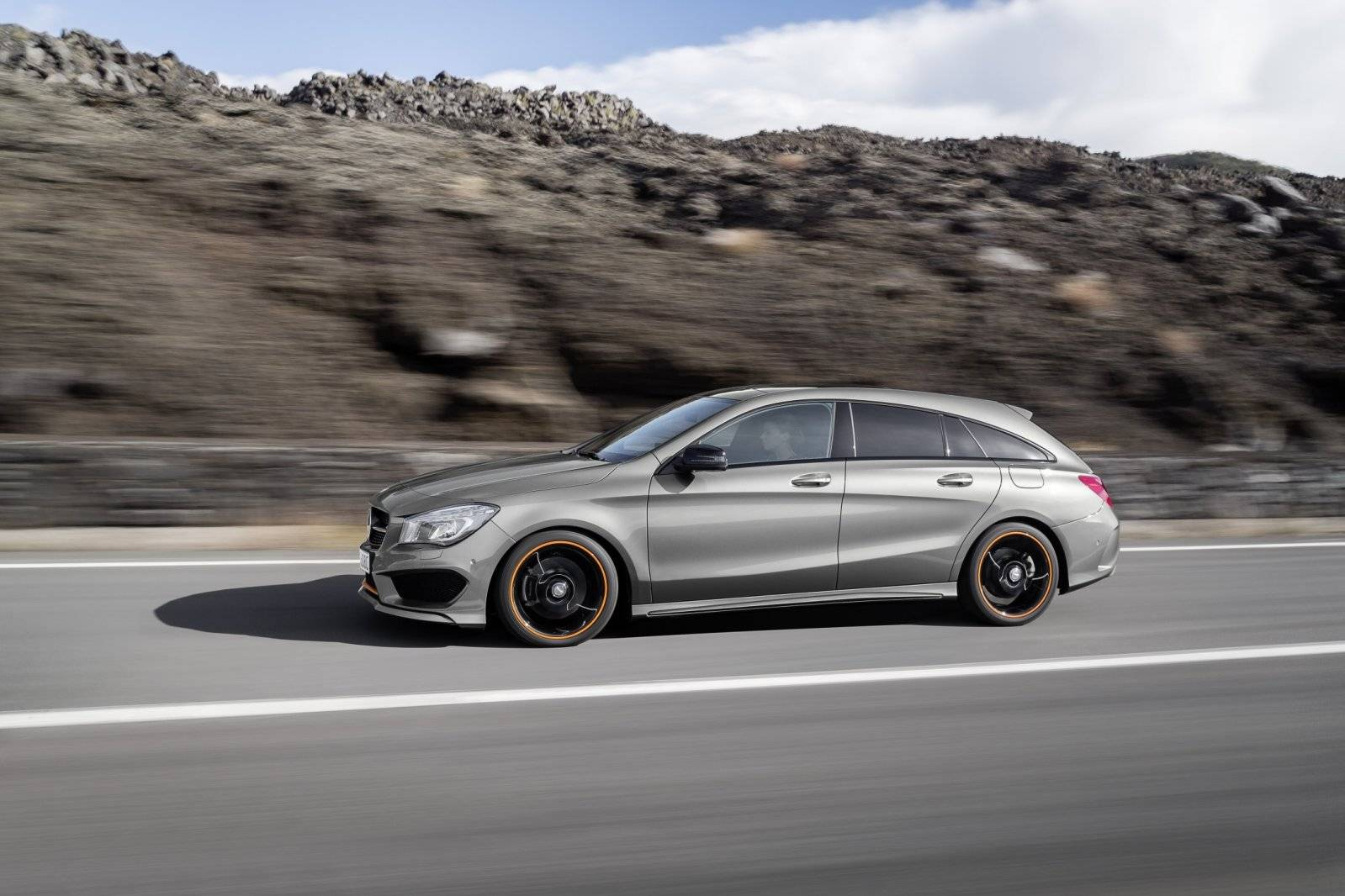 Mercedes benz verrijkt zich met cla shooting brake for Mercedes benz in annapolis