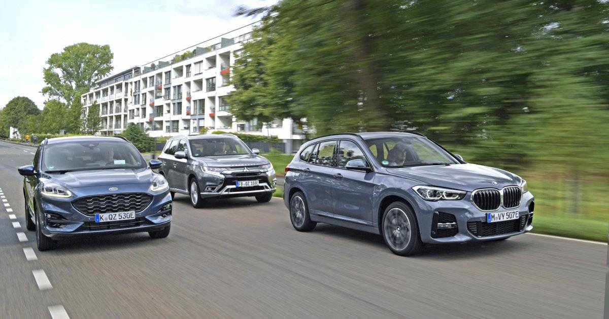 Which Hybrid Suv With Plug Is The Most Economical Bmw X1 Ford Kuga Or Mitsubishi Outlander Netherlands News Live