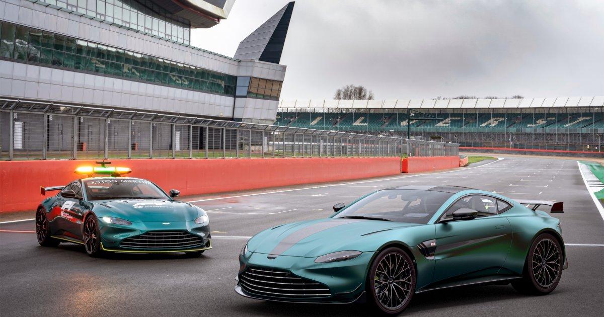 Aston Martin Celebrates Formula 1 Return With Vantage F1 Edition Netherlands News Live