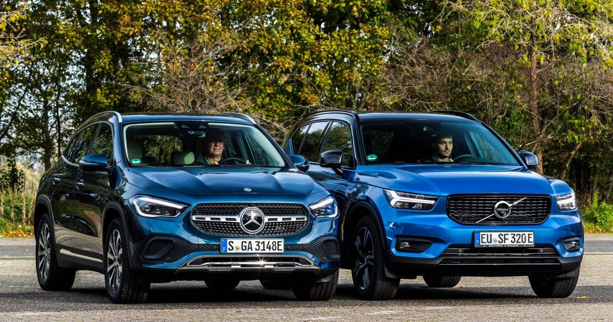 Volvo Vs Mercedes Who Builds The Most Comfortable Hybrid Suv Netherlands News Live